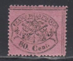 Etats Pontificaux 1868 Yvert 25 ** TB - Etats Pontificaux
