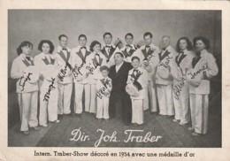 ***   Dir Jok Fraber - Traber Show ... TTB - Cabarets