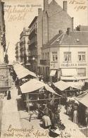 HEYST   --  Place Du Marché - Heist