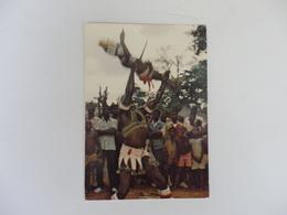 République De Côte D'Ivoire, Folklore De La Région De MAN. - Côte-d'Ivoire