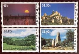 Zimbabwe 1996 Scenic Views MNH - Zimbabwe (1980-...)