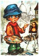 (Alb 10)  Cartes Postales >Thomas Michel - Thomas