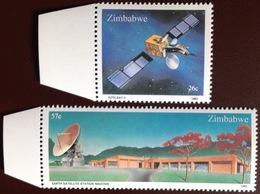 Zimbabwe 1985 Satellite Station MNH - Zimbabwe (1980-...)