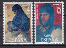 1972 - SAHARA ESPAGNOL - Yv.  Nr.  293/294 - LH - (UP131.38) - Sahara Spagnolo