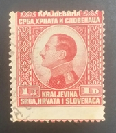 USED STAMPS Yugoslavia - King Alexander  - 1924 - 1919-1929 Kingdom Of Serbs, Croats And Slovenes