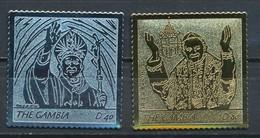 °°° GAMBIA - VISITA DI GIOVANNI PAOLO II - 2005 MNH °°° - Gambia (1965-...)