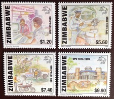 Zimbabwe 1999 UPU Anniversary MNH - Zimbabwe (1980-...)