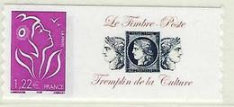 "FR Personnalisés YT 3802C "" Marianne Lamouche 1.22€  Adhésif "" 2005 Neuf** - France"