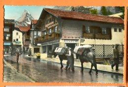 SPR026, Zermatt, 3590, Mulet, Mûle, Cervin, Matterhorn, édit. Sartori, Non Circulée - VS Valais
