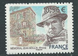 France Autoadhésifs N° 340 XX  Mémorial Jean Moulin à Caluire Sans Charnière, TB - France