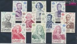 Espagne 2388-2397 (complète.Edition.) Neuf Avec Gomme Originale 1978 Espagnole Rois (9304709 (9304709 - 1931-Oggi: 2. Rep. - ... Juan Carlos I