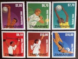 Zimbabwe 2000 Sports MNH - Zimbabwe (1980-...)