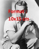 Reproduction D'une Photographie Ancienne Du Portrait Du Beau Buster Crabbe En 1935 - Reproductions