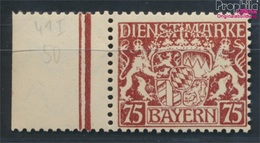 Bayern D41y I, Ohne Aufdruck Nicht Ausgegeben Postfrisch 1919 Staatswappen (9305064 - Bavière