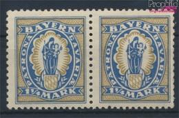 Bavière 188I, D Au Lieu De B Dans BAVARIAE Neuf Avec Gomme Originale 1920 Adieu La Série (9295918 (9295918 - Beieren