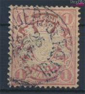 Bayern 53x A Gestempelt 1881 Staatswappen (9295849 - Bavaria