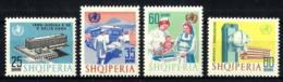 Albania Nº 887/90 En Nuevo - Albania