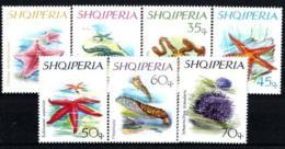 Albania Nº 880/86 En Nuevo - Albania