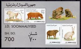 1989 - SOMALIA - Yv.  Nr.  BF 24 - NH - (UP131.39) - Somalia (1960-...)