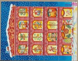 San Marino 1682-1697 Kleinbogen (kompl.Ausg.) Postfrisch 1996 Weihnachten (9305215 - San Marino