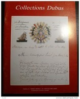 Vente Aux Encheres Collection Dubus - 1988 - 40 Pages - Frais De Port 2 Euros - Cataloghi Di Case D'aste