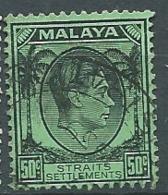 Straits Settlements  - Yvert N° 234  Oblitéré   -  Bce 17205 - Straits Settlements