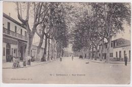 ALGERIE JIDEL DJIDJELLI Rue Vivonne - Algérie