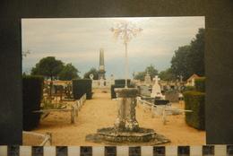 CP, 41, JOSNES,  Militaria, Le Monument Aux Morts Et Cimetiere, 17eme Journée De La Carte Au Bistrot,  RARE - Frankrijk