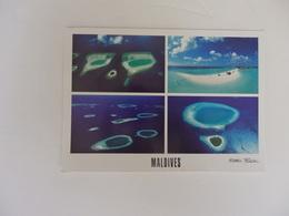 Maldives, Atolls. - Maldives