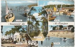 SAINT TROJAN   -   5 VUES SOUVENIR   -   Edition : C.A.P. De  Paris  N° 1601 - France