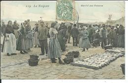 Le Tréport-Marché Aux Poissons - Le Treport