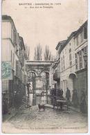 CHARENTE- MARITIME - SAINTES - Inondations De 1904 - Rue Arc De Triomphe - Inondations