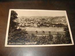 ZWEIBRUCKEN TEILANSICHT 1951 - Deutschland
