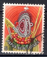Papua New Guinea 1978 - Headdresses - Papúa Nueva Guinea