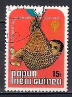 Papua New Guinea 1979 - International Year Of The Child - Papúa Nueva Guinea