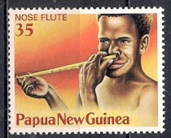 Papua New Guinea 1979 - Musical Instruments - Papúa Nueva Guinea