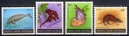 Papua New Guinea 1980 - Fauna - Mammals Mint - Papúa Nueva Guinea