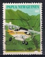 Papua New Guinea 1981 - Mission Aviation - Papúa Nueva Guinea
