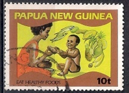 Papua New Guinea 1982 - Food And Nutrition - Papúa Nueva Guinea