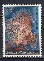 Papua New Guinea 1983 - Corals - Papúa Nueva Guinea