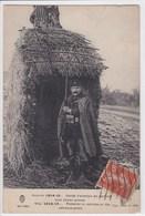 Guerre 1914 15 Garde Forestier Dans Sa Cabane En Service Aux Avant Postes ,war 1914 15 Forester In Service At The Posts - War 1914-18