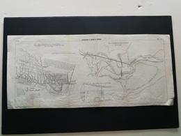 ANNALES DES PONTS Et CHAUSSEES - Construction Du Barrages De Dardennes - Imp A. Gentil 1914 (CLD41) - Opere Pubbliche
