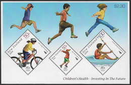 New Zealand SG MS3054 2008 Health Miniature Sheet Unmounted Mint [2/1974/ND] - New Zealand