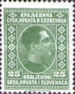 USED STAMPS Yugoslavia - King Alexander  - 1926 - 1919-1929 Kingdom Of Serbs, Croats And Slovenes