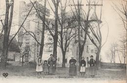 63 - GELLES - Environs De Combronde - Château De Banson (impeccable) - France