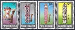 Papua New Guinea 1984 - Ceremonial Shields  Mint - Papúa Nueva Guinea