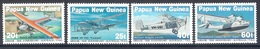 Papua New Guinea 1984 - The 50th Anniversary Of The First Airmail - Australia-Papua New Guinea  Mint - Papúa Nueva Guinea