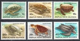Papua New Guinea 1984 - Turtles Mint - Papúa Nueva Guinea
