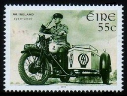IRELAND 2010 AA CENTENARY MOTORBIKES AUTOMOBILE ASSCOCIATION SET MNH - Unused Stamps