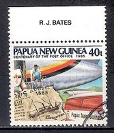Papua New Guinea 1985 - The 100th Anniversary Of The Papua New Guinea Post Office - Papúa Nueva Guinea